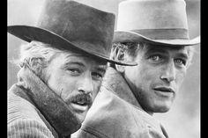 Robert Redford_Paul Newman
