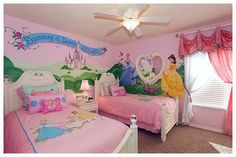 disney princess room decoration games