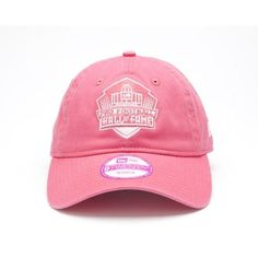 Pro Football Hall of Fame Womens Fashion Essential New Era® 9TWENTY® Hat. Click to order! - $17.99