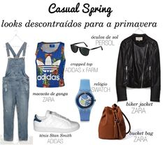 casual spring