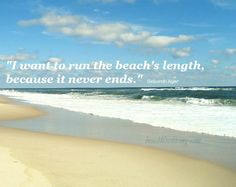 The Longest Beaches in the U.S. - because Winter is the best time to start planning a Summer beach vacation!