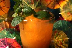 """The Original Mai Tai - This recipe is the real deal: It traces back to Victor """"Trader Vic"""" Bergeron Jr. in the 1930s, and comes to us via Martin Cate, owner of Smuggler's Cove."""