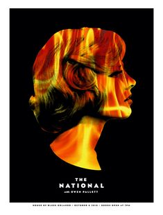 Posters / The National / Our Work By Media at Lure Design, Inc. in Orlando FL