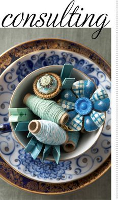 from Nancy Soriano's website; love the blues