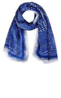 Sciarpa Donna - Accessori in tessuto Donna su Roberto Cavalli Online Store