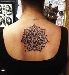 Mandala Tattoo Gallery Part 2 #mandala #tattoo