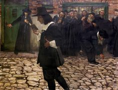Spinoza and the Rabbis by Samuel Hirszenberg
