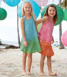 Bandhani summer dress! <3