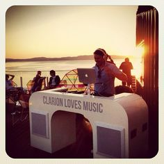 #rooftop #terrace #summer @clariontrondheim (Clarion Hotel Trondheim)