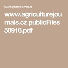 www.agriculturejournals.cz publicFiles 50916.pdf