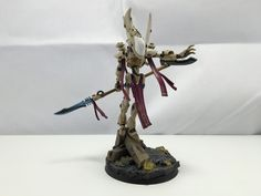 Eldar Wraithseer Re-posed and ready for play (C+C Welcome!) - Album on Imgur