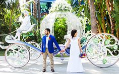 Disney Bridal Party Gallery | Disney's Fairy Tale Weddings