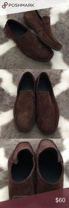Joseph Abboud Men's Suede Loafers Joseph Abboud Suede loafers size 9.5 Joseph Abboud Shoes Loafers & Slip-Ons