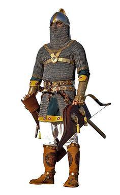 medievaL arabian knight ARMOUR - Google Search