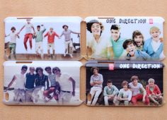 4pcs One Direction 1D Crew Harry Louis iPod Touch 4th 4 Gen Hard Case Cover Ijeh | eBay