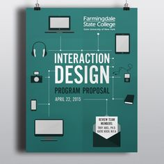 Interaction Design Program Proposal Package on Behance