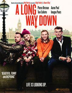Poster de A Long Way Down (Mejor otro día)