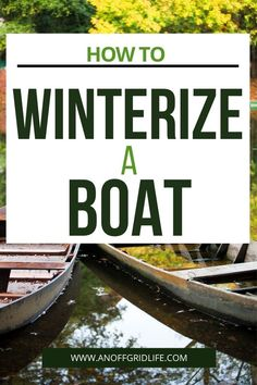 This article will serve as a general overview of the essential steps needed to winterize a boat with an inboard or outboard motor. #boating #boatinglife