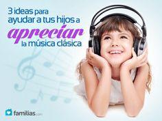 Consejos para que tus hijos aprecien la música clásica en todas sus variantes. El término música clásica, aunque suele referirse a un período de tiemp...