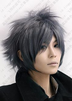13 Best Anime Hair In Real Life Images Colorful Hair Hair Wigs