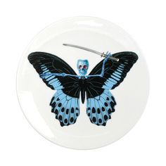 Lepidoptera Putulanus Cake Plate now featured on Fab.