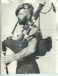 Camerons Piper WWII