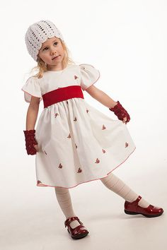 Girl first birthday dress wedding party flower girl by Graccia, $55.00