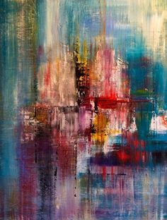 by Mo Tuncay - Overview Handmade item Dimensions: inches / Can you swim in colors :)) Buy Paintings, Original Paintings, A Level Art Sketchbook, Painting Inspiration, Modern Art, Cool Art, Abstract Art, Sculpture, Artist