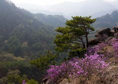 Chilbo mountains, North Korea   •   © Eric Lafforgue
