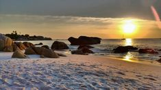 South Africa - Western Cape - Clifton beach, Cape Town sunset - 20 best beaches in South Africa