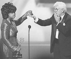 Phil and Oprah