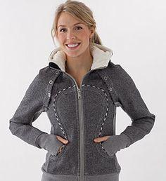 Lululemon I love this hoodie