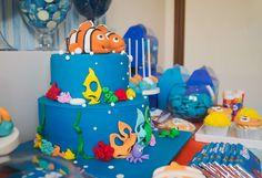 Nemo Birthday Party Ideas | Photo 1 of 19 | Catch My Party
