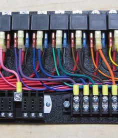 43 best wiring horness clean wiring job images electrical wiring rh pinterest com