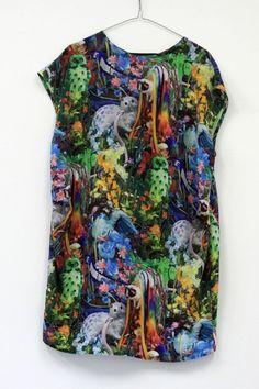 tee dress 2010 by KATE ROHDE