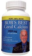 Coral Calcium Supreme by Bob Barefoot - Official Robert Barefoot Bobs Best Coral Calcium Distribution Site - Guaranteed Online or 800-510-4074 http://www.coralsupreme.com/