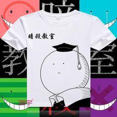 Assassination Classroom Short Sleeve Anime T-Shirt - OtakuForest.com