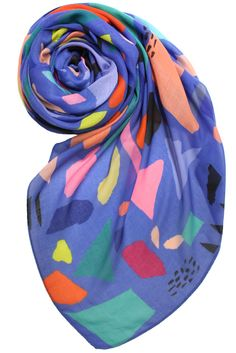 Color Collage, Blue, designed by Kendra Dandy