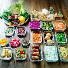常備菜作りにも!ダイソーの「耐熱ガラス食器」が超便利♡ - Locari(ロカリ)