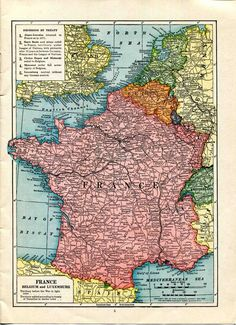 1921 Map France Belgium Luxembourg, Post World War One Borders, European History, Luxemburg, Wall De World War One, European History, Luxembourg, Belgium, Maps, Diagram, France, Etsy, Hipster Stuff