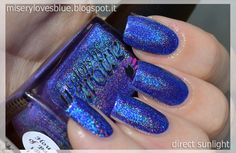 Colors by LLarowe House Of Blues [Holothon 2.0]  by QueenMiSeRy http://miserylovesblue.blogspot.it/2014/07/colors-by-llarowe-house-of-blues.html