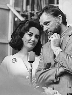 Richard Burton, Liz's fifth and then they divorced and married again and I don't know what number that marriage was, sorry!!