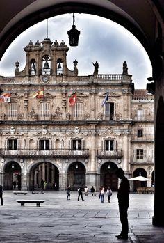 Plaza Mayor- Salamanca