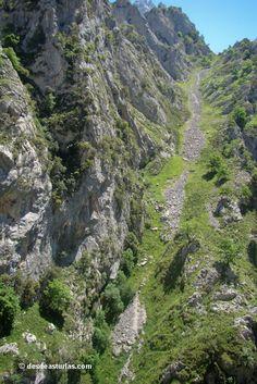 Ruta del Cares: Picos de Europa  [Más info] http://www.desdeasturias.com/la-ruta-del-cares/