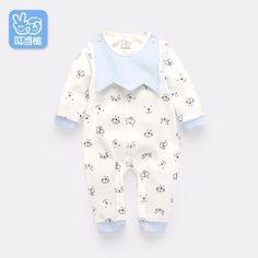 e8244e1d96c9 Dinstry Otoño mameluco del bebé mono del bebé recién nacido niño niña  primavera verano 6 meses