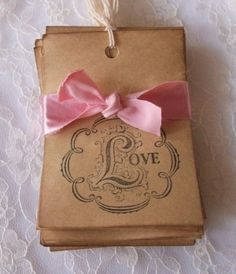 Gift Tags, Set of 20 for $4 by lindsay0