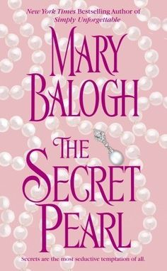 The Secret Pearl - Mary Balogh - If you like regency romance, and I do, Mary Balogh is the queen the genre.  This book was particularly good.  Yes, the genre is formulaic, but it's also comforting, and Balogh is the best at her craft.