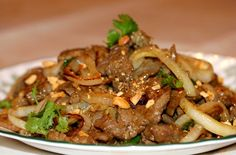 Welcome to Eatlover Kitchen: BÒ XÀO SATE