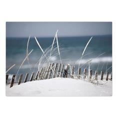 Toile décorative 45x65cm Bord de mer - Dune mer - Toiles décoratives - Affiches et déco murale - Salon et salle à manger - Décoration d'intérieur - Alinéa
