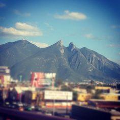 Monterrey in Nuevo León